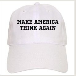 MakeAmericaThinkAgain