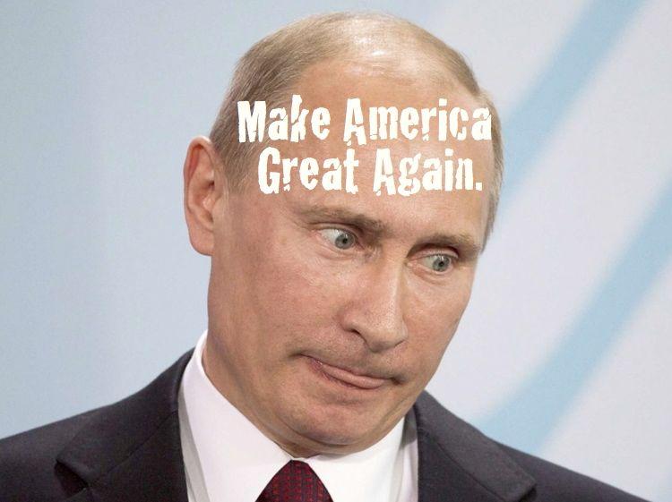 Putin M.A.G.A.